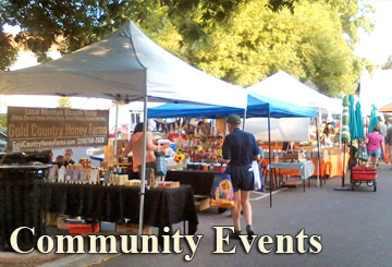 Community Events in Sonora, CA