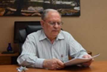 Council Member, George Segarini