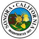City of Sonora California located in Tuolumne County