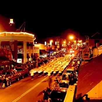 Sonora Christmas Parade
