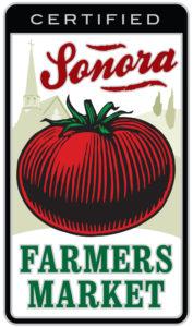 Sonora Certified Farmer's Market @ Sonora Farmer's Market   Sonora   California   United States