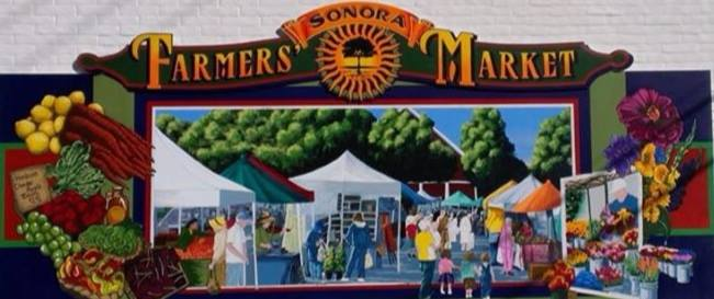 Farmers Market is HERE @ theall and stewart st. | Sonora | California | United States