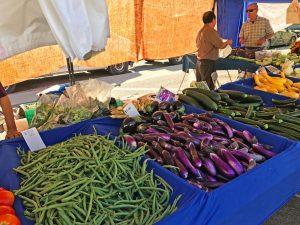 Sonora Farmer's Market @ Theall and Stewart Street Sonora, CA 95370