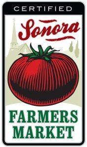 Sonora Farmers' Market Logo
