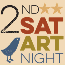 2nd Saturday Art Night @ Downtown Sonora Washington St.