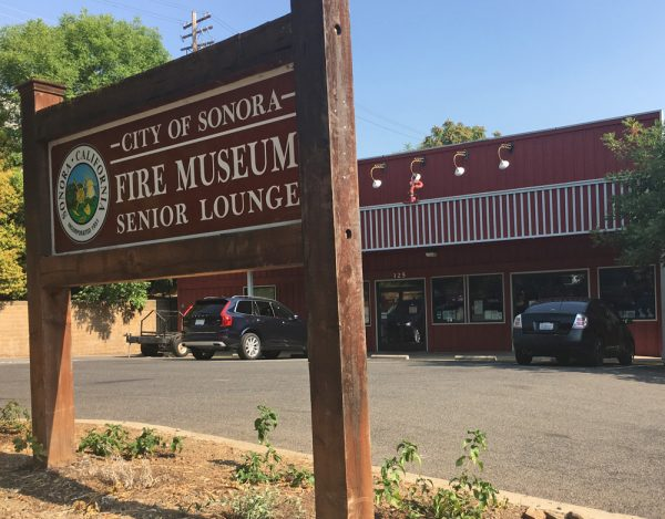Sonora Fire Museum & Senior Lounge
