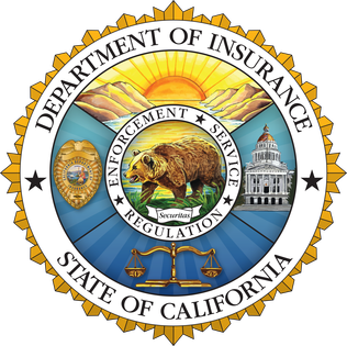 california dept of insurance seal