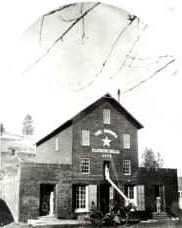 The flour mill in 1879