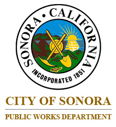 City of Sonora Public Works Department