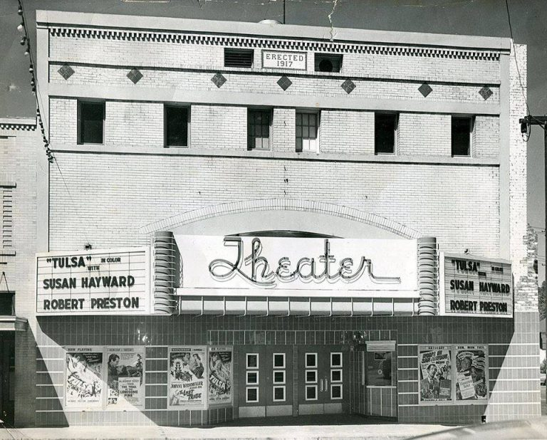 Old Theater
